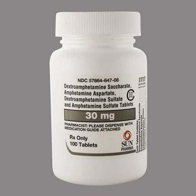 Dextroamphetamine Side Effects Be sure to talk