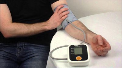 How to Measure Blood Pressure is inserted