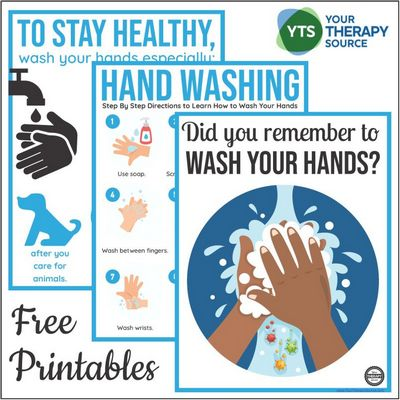 The Importance of Proper HandWashing the only way through which